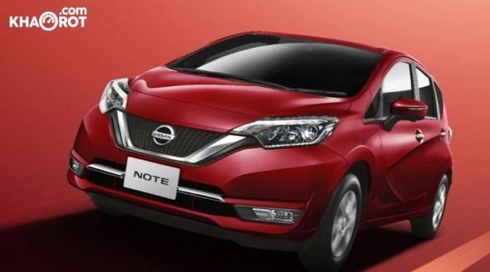 NEW NISSAN NOTE 2019