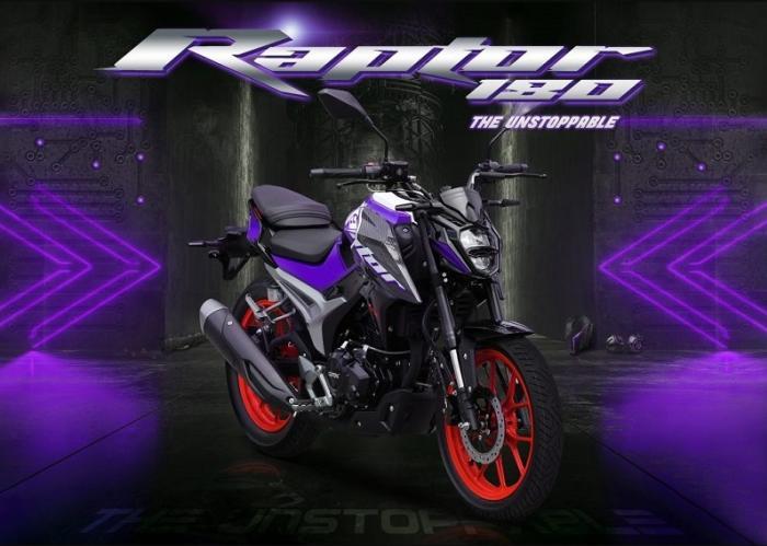 GPX Raptor 180 2019 ราคา