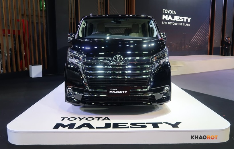 ราคา All New Toyota Majesty 2019-2020