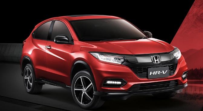 โปรโมชั่น Honda HR-V กันยายน 2562