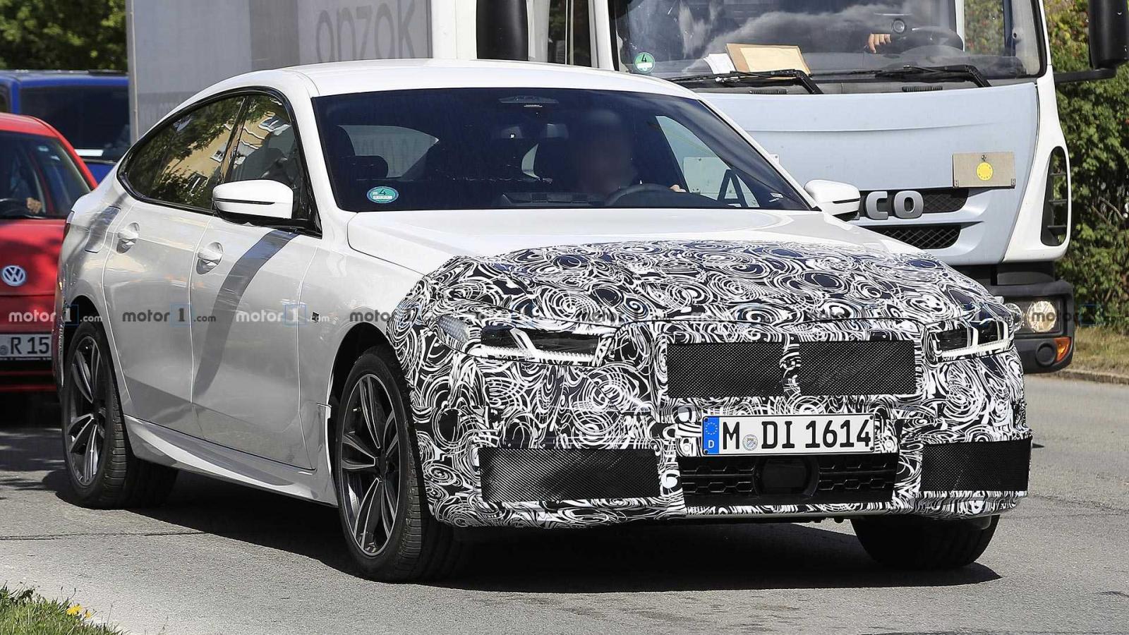 BMW Series 6 ไมเนอร์เชนจ์