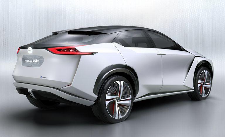 Nissan EV ใหม่