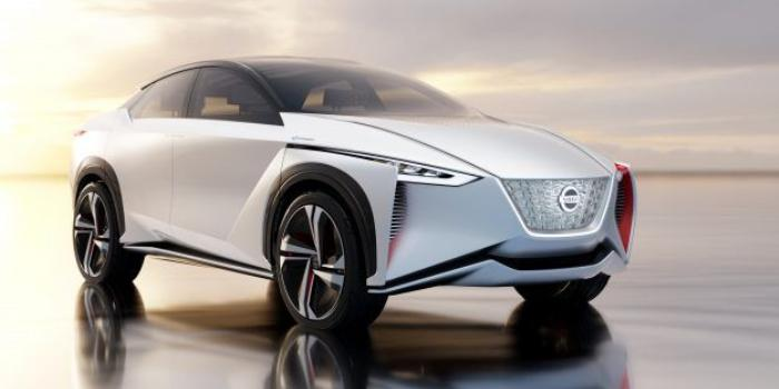 Nissan EV Crossover ใหม่
