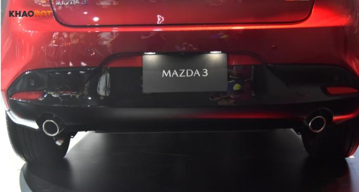 All-new Mazda 3 2020