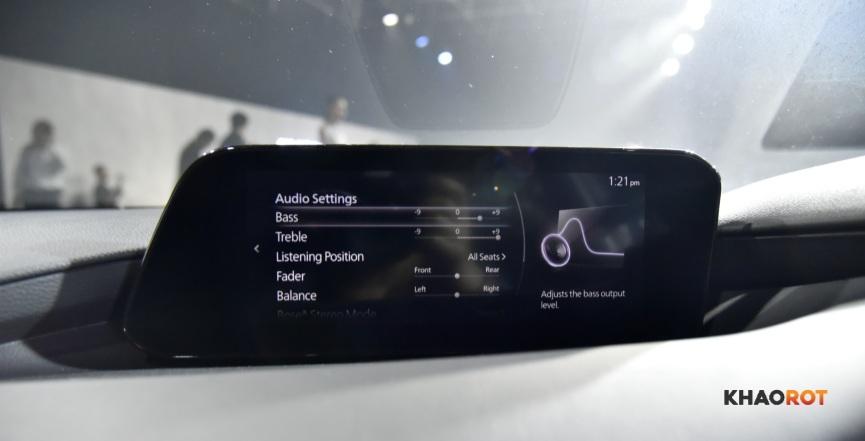 สเปก All-new Mazda 3 2020