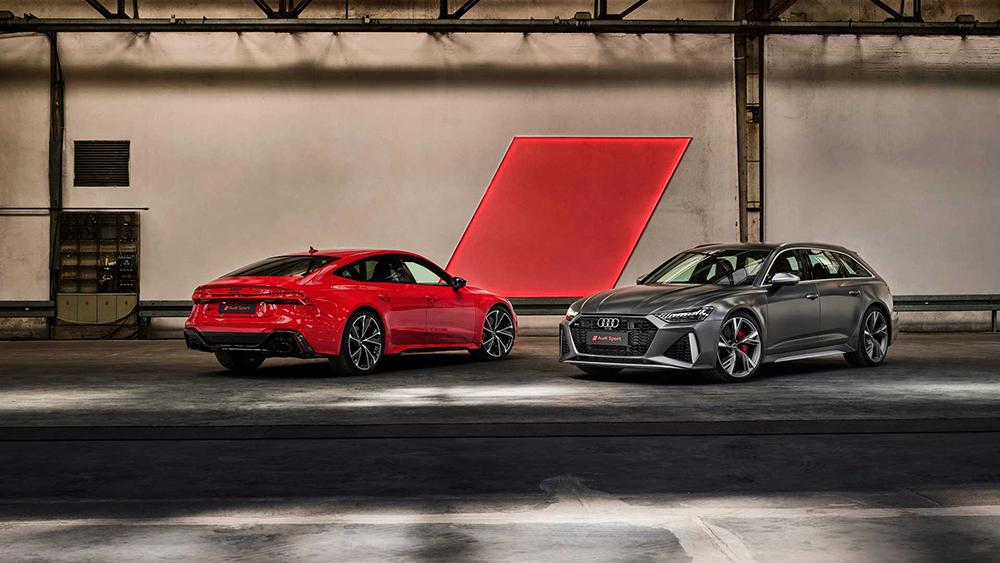 Audi RS7 Sportback 2020  ยังไม่มีการประกาศราคา