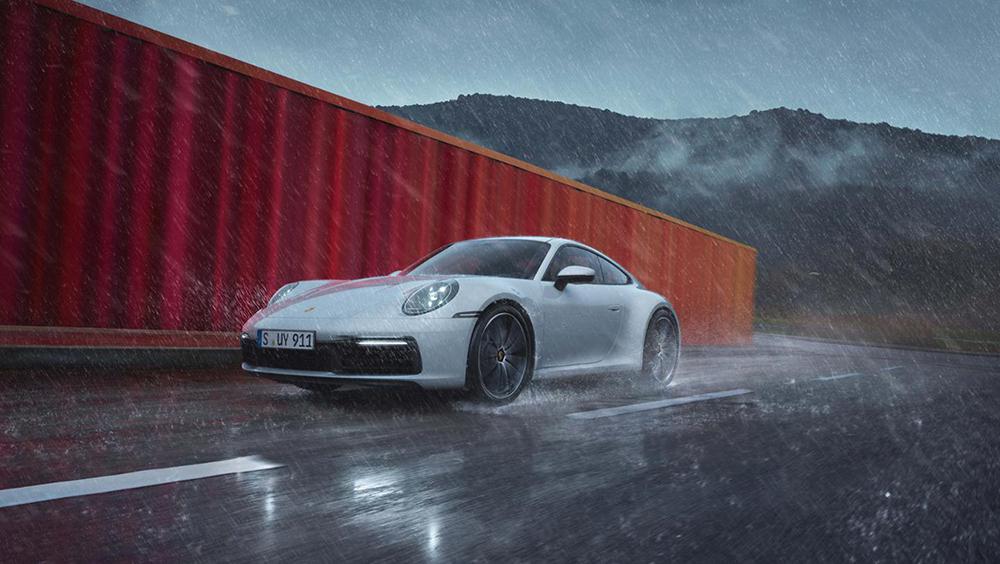 Porsche 911 Carrera 4 ใหม่ จะมี 2 รูปแบบตัวถัง