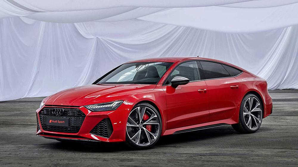 All-new Audi RS 7 Sportback 2020 สปอร์ตสุดแรงจัด มาพร้อมตัวถังแบบตัวถังแบบ Wide Body