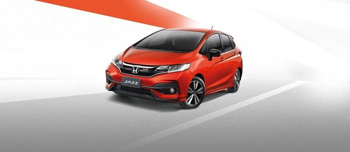 ข้อเสนอพิเศษเมื่อออกรถยนต์ Honda Jazz