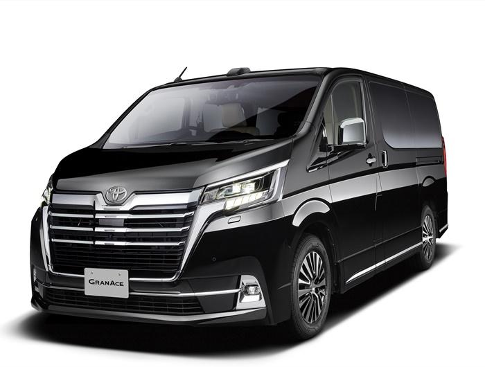 Toyota Majesty 2019