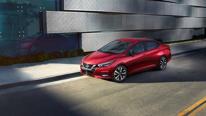 All-new Nissan Almera 2020 (All-new Nissan Versa 2019 เวอร์ชันอเมริกาเหนือ)