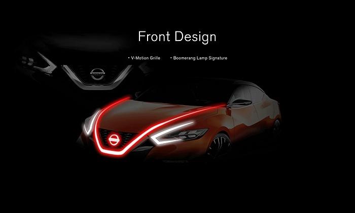 Nissan Sport Sedan Concenpt