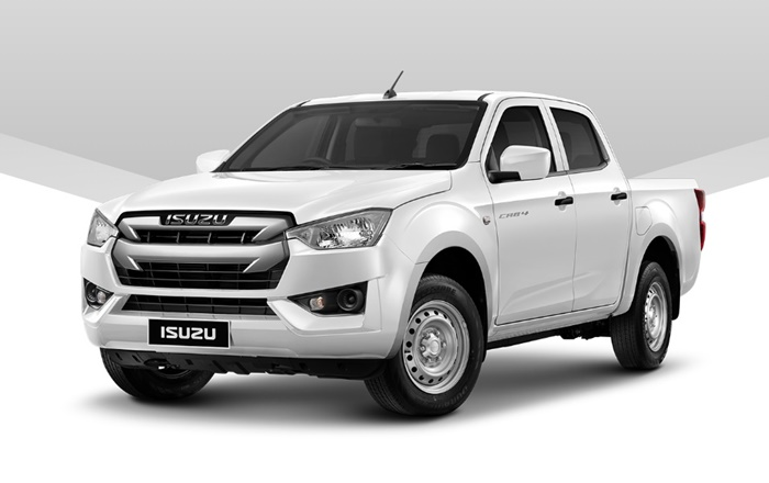 All New Isuzu D-Max 2020 รุ่น Cab4