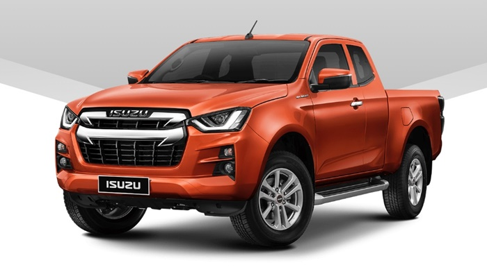 All New Isuzu D-Max 2020 รุ่น Hi-Lander