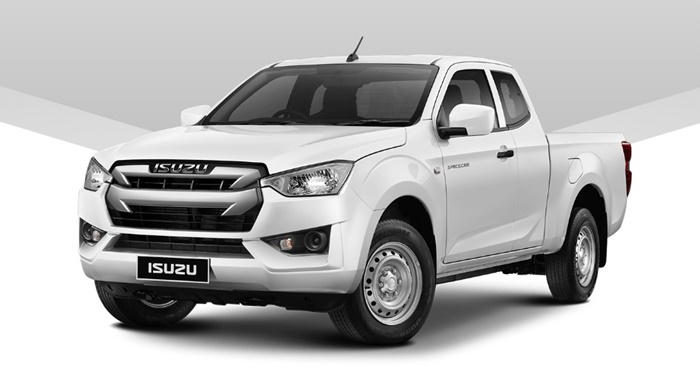 ​All New Isuzu D-Max 2020 รุ่น Spececab