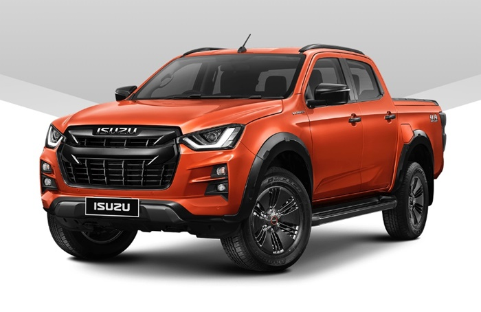 All New Isuzu D-Max 2020 V-CROSS 4X4