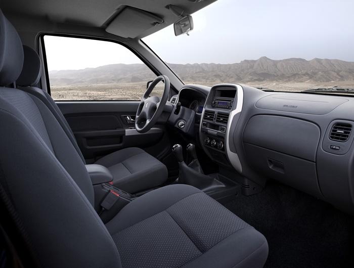 ภายใน ภายนอก Peugeot Pickup รุ่นปัจจุบัน