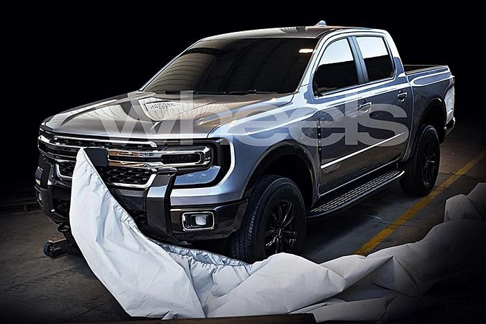 All-new Ford Ranger 2020