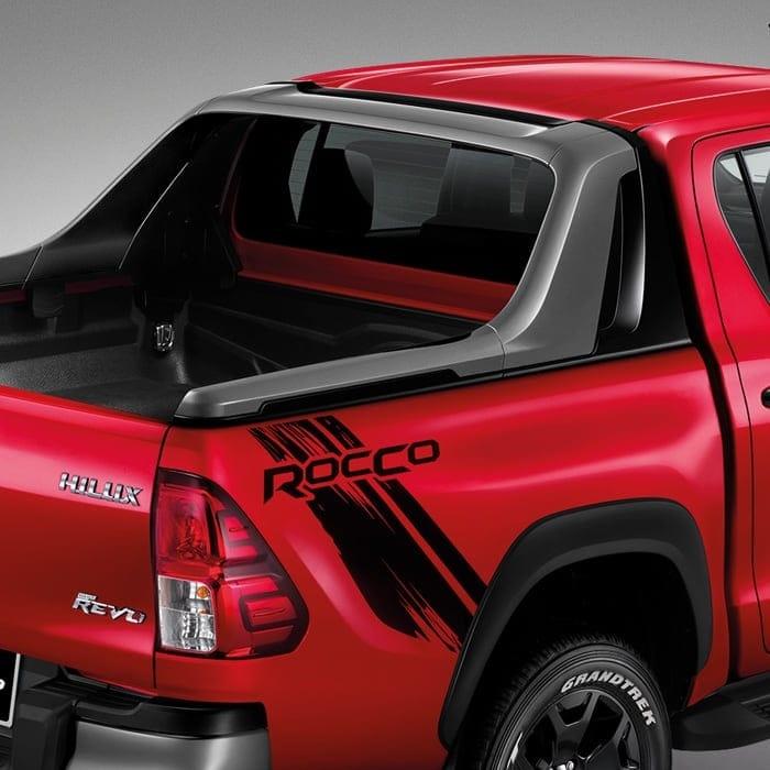 สปอร์ตบาร์ของ Toyota Revo Rocco 2019