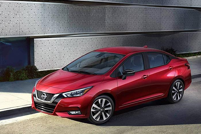 All-new Nissan Almera 2020