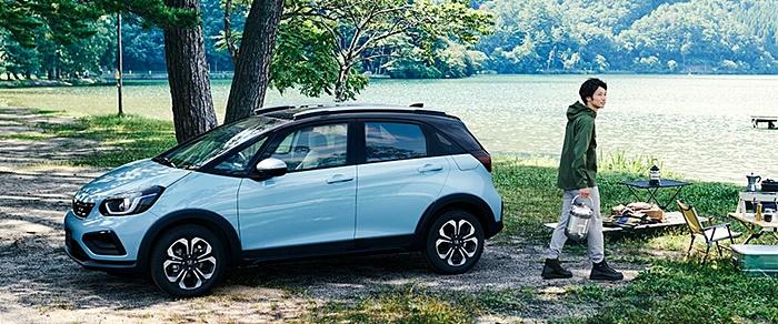 All-new Honda Jazz 2020