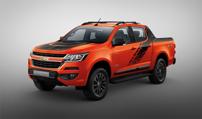 Chevrolet High Country Storm 2019