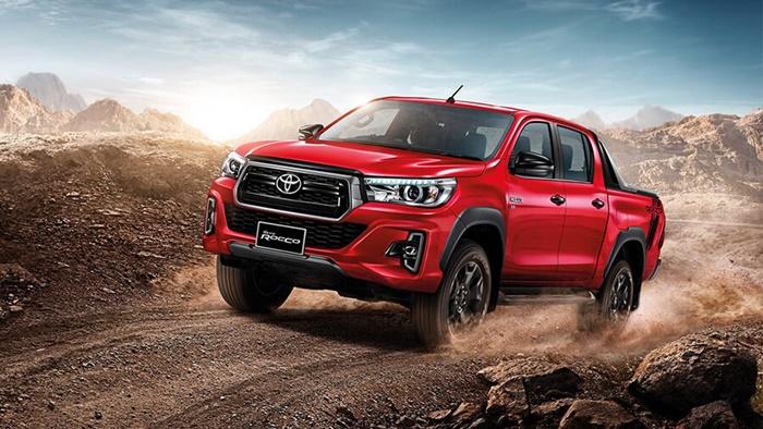 Toyota Hilux Revo Rocco 2019