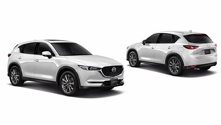 Mazda CX 5 2020