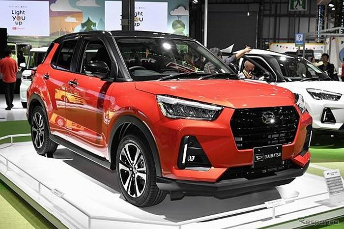Daihatsu Rocky 2020
