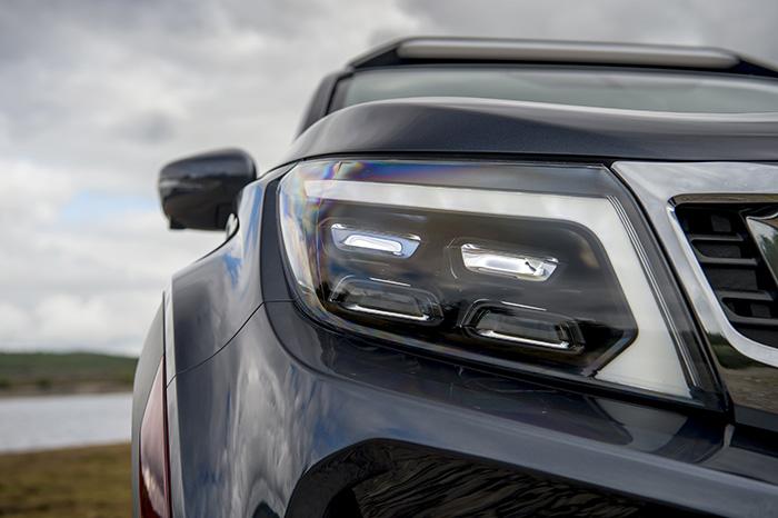 All-new Nissan Navara 2020