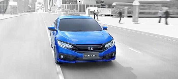 Honda Civic ดาวน์เริ่มต้น 131.1 แสนบาท