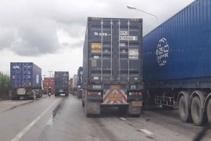 ขบ. ขอความร่วมมือรถบรรทุก งดส่งสินค้า ลดอุบัติเหตุช่วงวันลอยกระทง