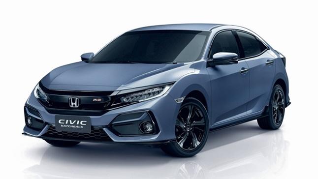 Honda Civic 2020 ดีไซน์ปราดเปรียว โฉบเฉี่ยว เร้าใจ