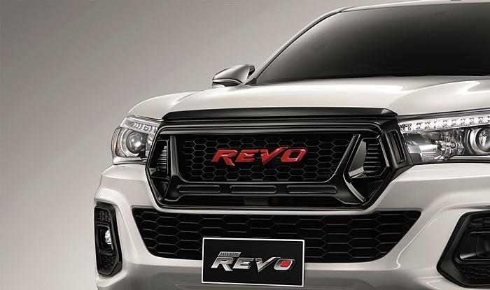 Toyota Hilux Revo 2020 ชุดแต่งพิเศษ