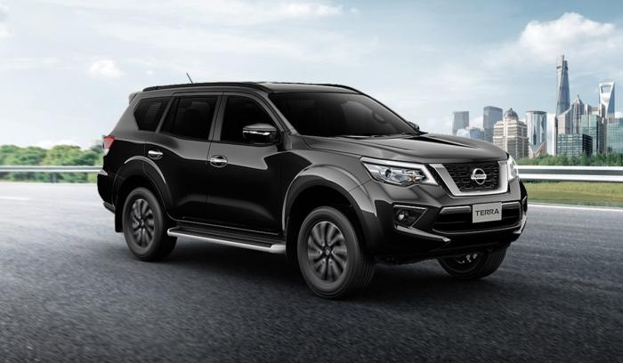 ALL-NEW NISSAN TERRA