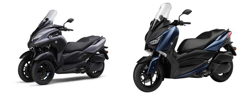 Yamaha Tricity300