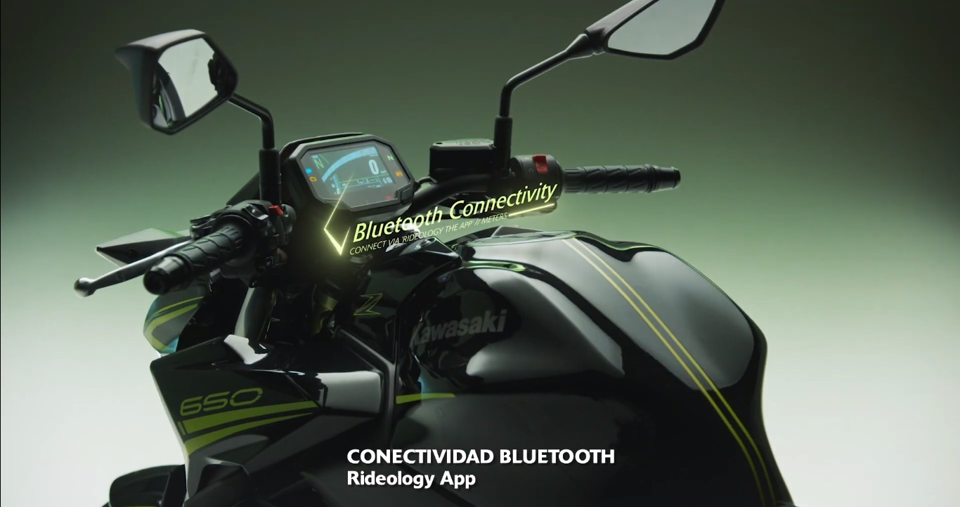 Kawasaki Z900 และ Z650 โฉมปี 2020