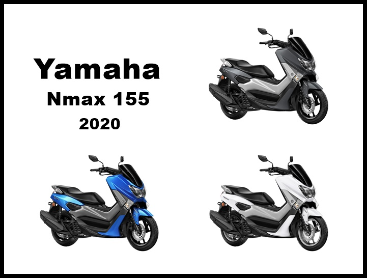 Yamaha Nmax 155 ปี 2020