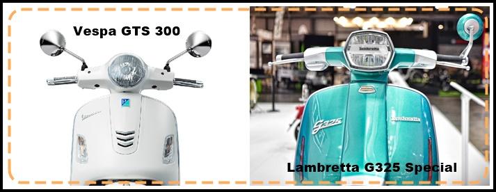 Lambretta G325 Special