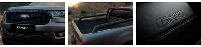 รีวิว  Ford Ranger 2020 FX4