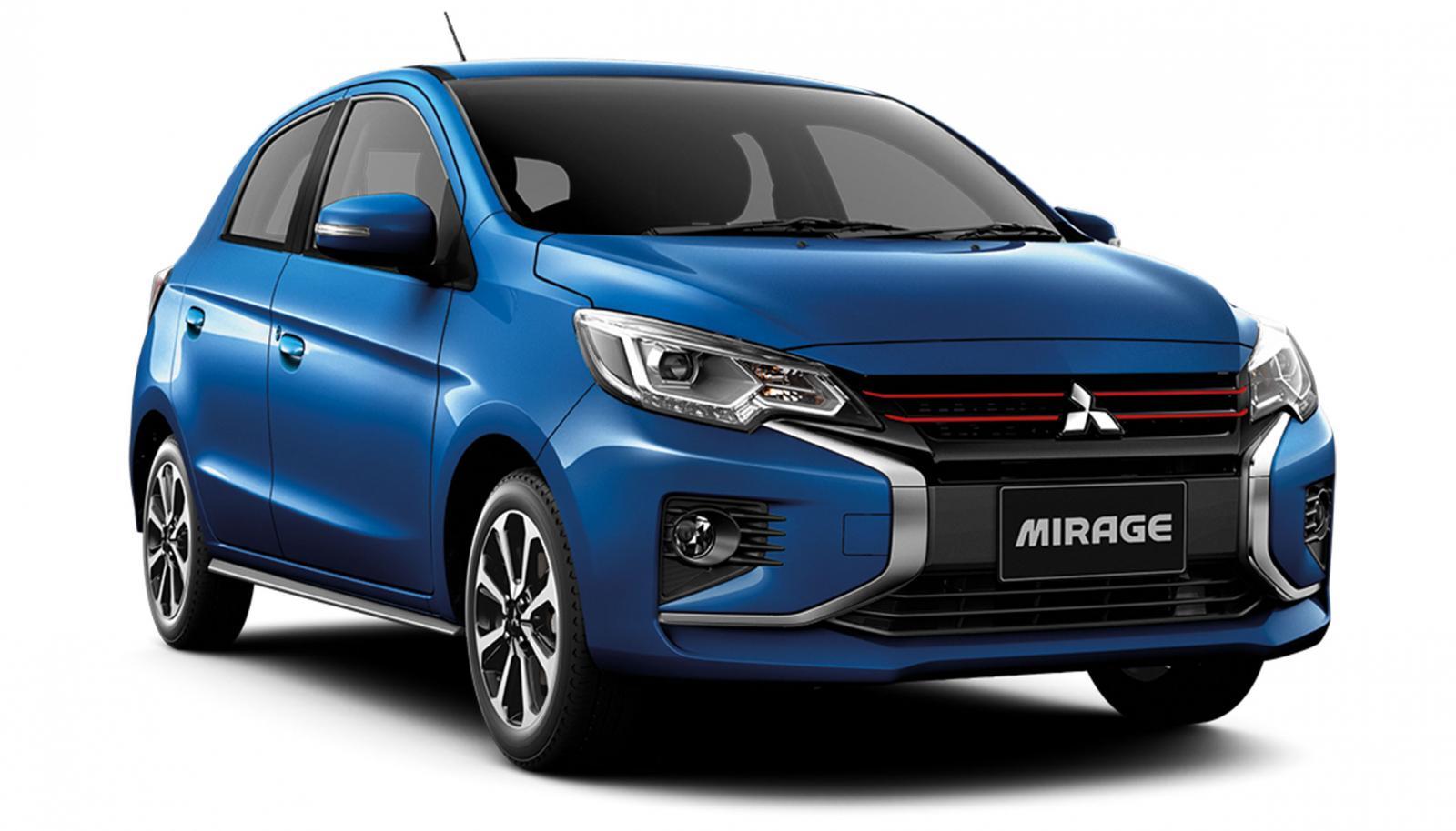 New Mitsubishi Mirage 2020