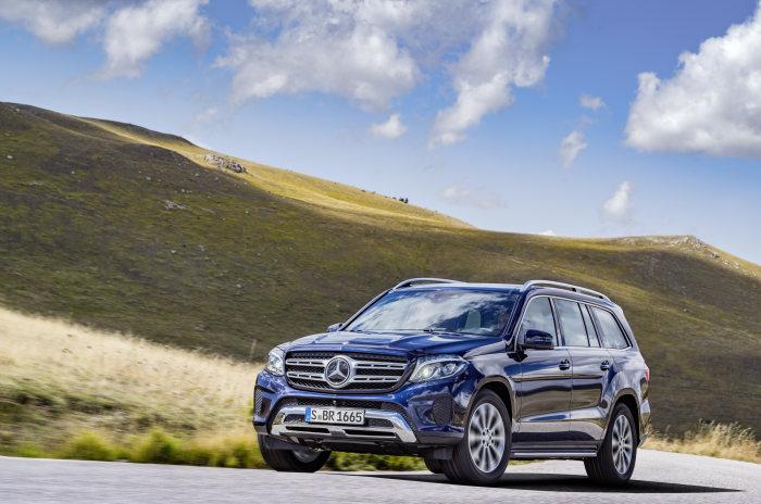 Mercedes-Benz GLS 350d 2020