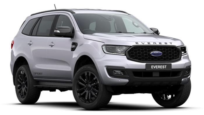 Ford Everest 2020 Titanium Sport