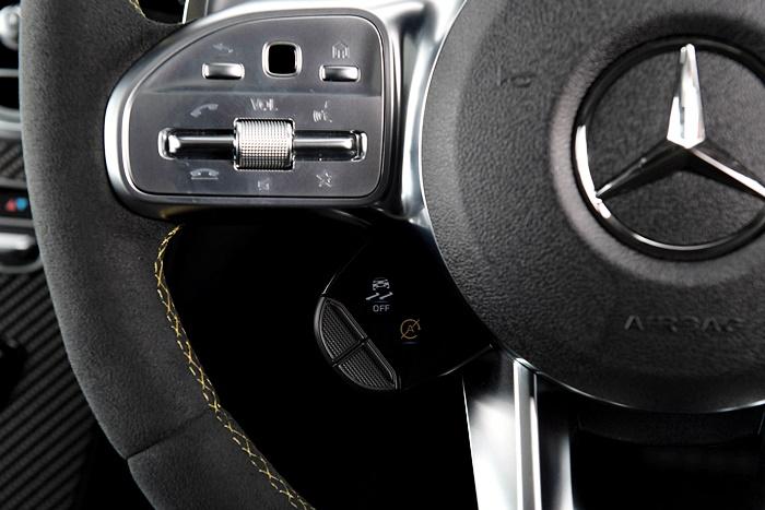 Mercedes-AMG GLC 63 S 2020