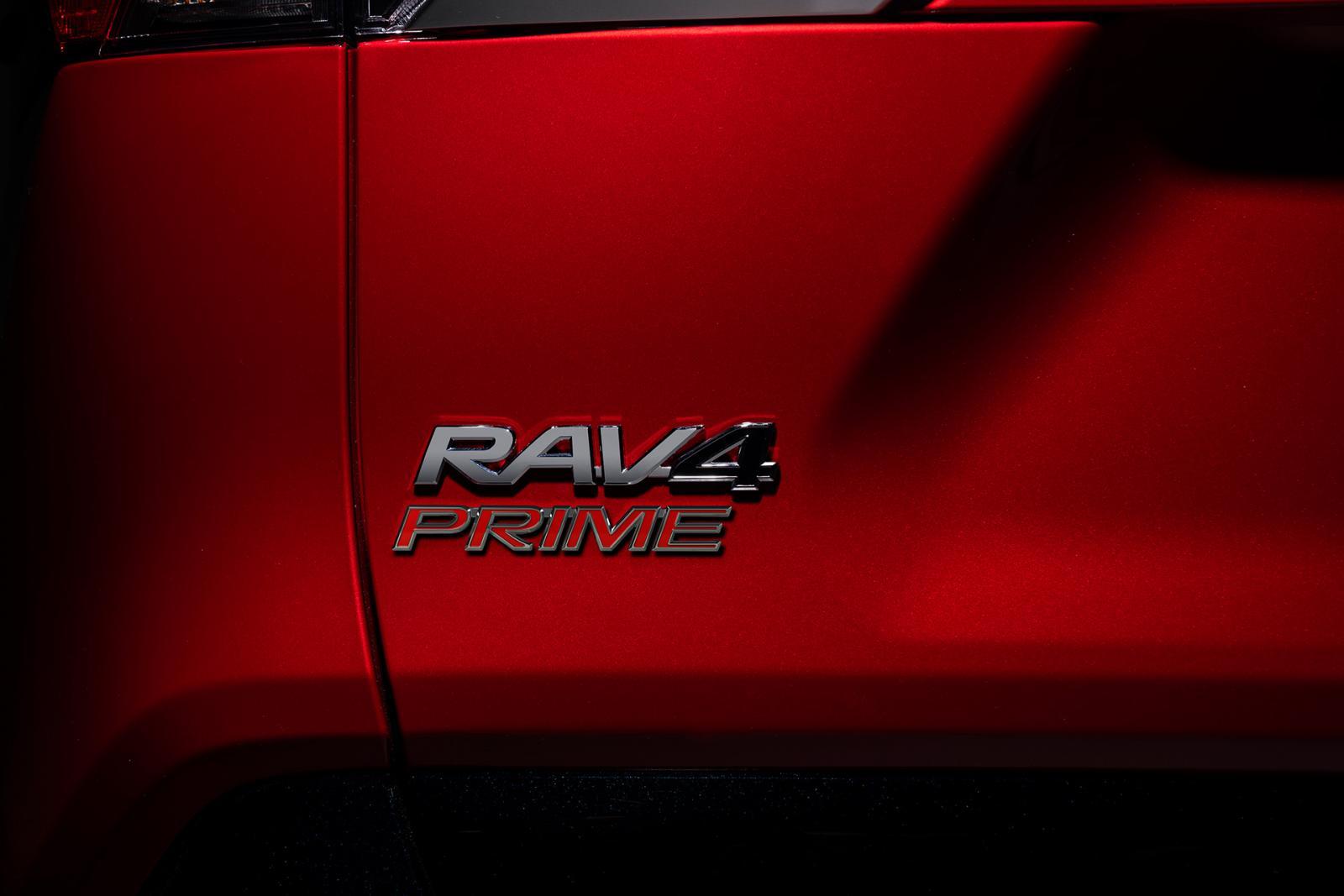 Toyota RVA4 Prime