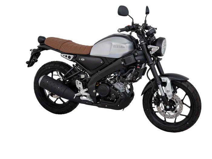 Yamaha XSR155 2019