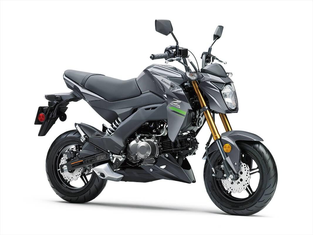 Kawasaki Z125 Pro 2020