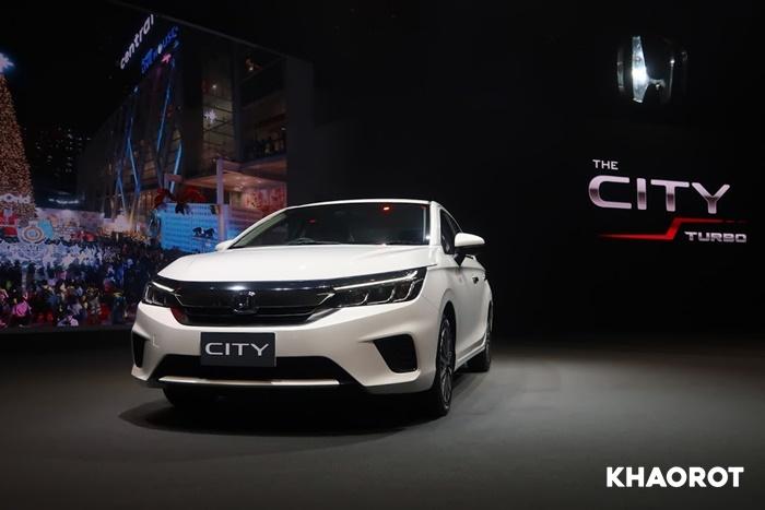 All New Honda City 2020