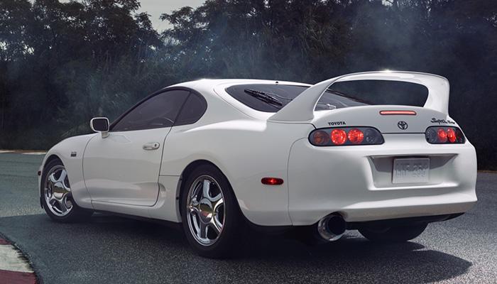 Toyota Supra (A80)