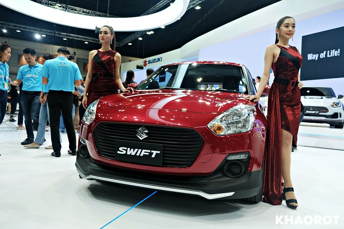 Suzuki Swift GL Sport Edition 2019